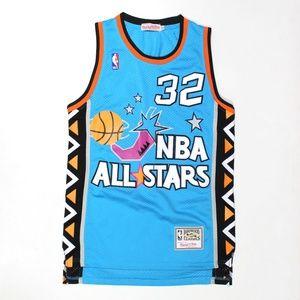 Mitchell & Ness O'Neal NBA All Stars Jersey Retro